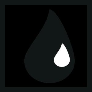 icon geschikt voor water